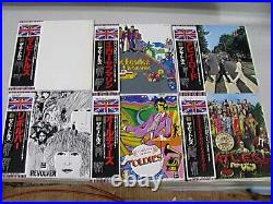 1992's The Beatles LP 13Set FROM JAPAN