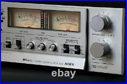 AIWA AD 6700Stereo Cassette Deck tape recorder deck 2-heads from HIFI Vintage