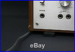 AKAI GX 630 DB Reel to Reel Tape Recorder, spools, nabs from squonk. Co