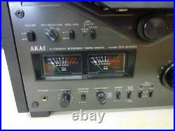 AKAI GX-635D Reel-to-Reel Tape Recorders Power Supply 100V Ships from Japan K