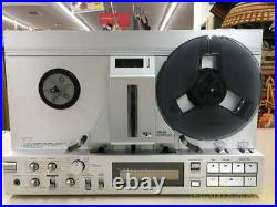 AKAI GX-77 Reel-to-Reel Tape Recorders Power Supply Voltage 100V From Japan S