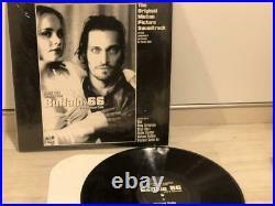Buffalo 66 ORIGINAL SOUNDTRACK record from Japan