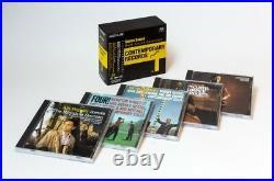 Contemporary Records Vol. 1 5 SACD Hybrid Box Set STEREO SOUND From Japan New F/S