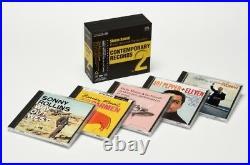 Contemporary Records Vol. 2 5 SACD Hybrid Box Set STEREO SOUND From Japan New F/S