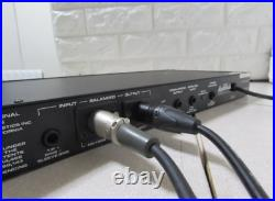 DBX 160XT Sound Compressor PA Recording Equipment From Japan Used