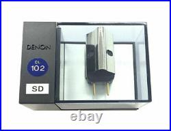 DENON DL-102 Mono MC type Record player cartridge shipped from Japan new