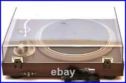 DENON DP-1200 Record Player Turntable Used Vintage From Japan F/S Fedex RSMI
