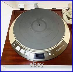 DENON DP-60L Direct Drive Record Player Turntable From Japan