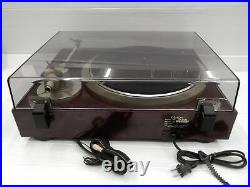 DENON DP-60M Direct Drive Record Player Excellent from Japan