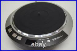 DENON record player DP-80 Direct Drive Turntable Working Good Tested from Japan