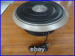 Denon DP-3000 Direct Drive Servo Turntable Analog Record Player 1972 From Japan