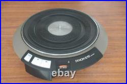 Denon DP-3000 Direct Drive Servo Turntable Analog Record Player From Japan
