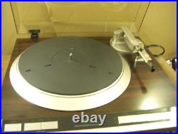Denon DP-51F Direct Drive Fully Automatic Turntable Record Player From Japan