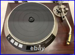Denon DP-55L Direct Drive Record Player In Excellent Condition From JAPAN