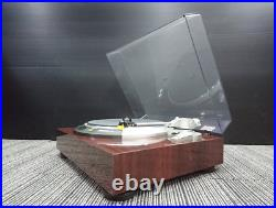 Denon DP-57L Record Player Direct Drive Turntable From Japan Used