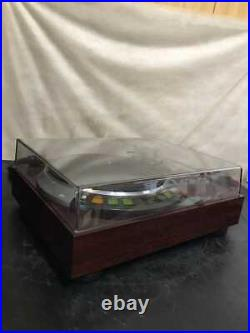 Denon DP-57L Record Player Direct Drive Turntable Import From Japan