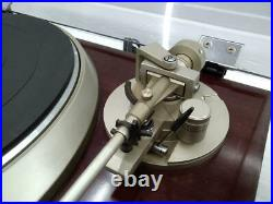 Denon DP-60M Direct Drive Record Player From Japan in Good Condition Tasted