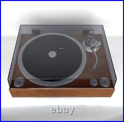 Denon Dp-500m Direct Drive Analog Turntable Record Player From Japan Used