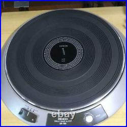 Denon Dp-790 Direct drive turntable record player From Japan