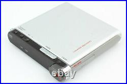 EXC+++++ Sony MZ-RH1 Minidisc Recorder Player Hi-md Silver From JAPAN #743