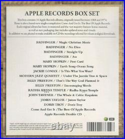 Fresh From Apple Records (2010) Apple Records 17xCD Box Set EU rare sealed NEW
