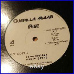 Guerilla maab rise g-funk gangsta g-rap from Japan