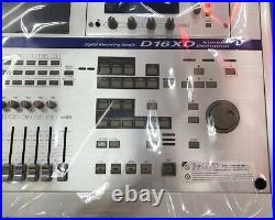 KORG D16XD DIGITAL RECORDING STUDIO MULTI TRACK RECODER from Japan