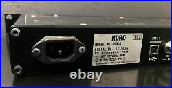 KORG MR-2000S-BK DSD Recorder HDD160GB / Working. From JAPAN F4450