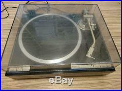 Kenwood Record Player KP-7010 Operation checked From Japan