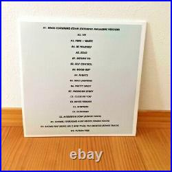 LP FRANK OCEAN BLONDE LP Record Yellow Vinyl Deluxe Limited Edition from Japan