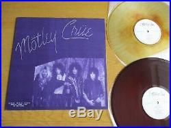 MOTLEY CRUE GIRL GIRL GIRL WORLD TOUR 1987 from'80 Japan