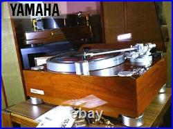 NEAR MINT YAMAHA GT-2000X record player YSA-1 / YAL-1 A from Japan #1934