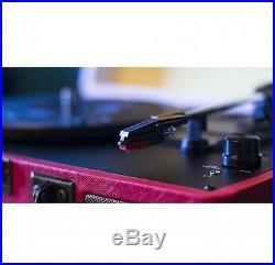 NEW! DMR Crosley Cruiser record player (Disney 2016 Model) 2.5kg, From Japan, F/S