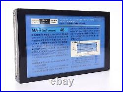 NEW SEALEDTDK MA-R 46 Type IV METAL ALLOY BLANK CASSETTE TAPE From JAPAN #083