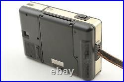 Near Mint Konica Recorder Half Frame 35mm Point & Shoot Film Camera from JAPAN
