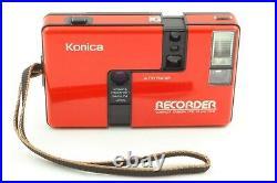 Near Mint Konica Recorder Half Frame 35mm Point & Shoot Film Camera from JAPA