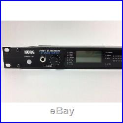 New KORG 1-Bit Studio Recorder MR-2000S-BK-SSD DSD Recorder from JAPAN