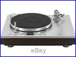 New LUXMAN PD-171A Analog record Disc Player / Silver Hairline from japan EMS