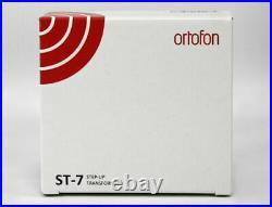 Ortofon ST-7 MC Transformer Record Player from JPN fedex