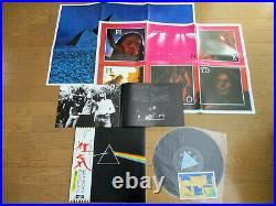 PINK FLOYD THE DARK SIDE OF THE MOON Japan Original from'73