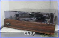 PIONEER 32152 PL-1100 Record Player Power Supply Voltage 100V From Japan S