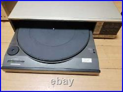PIONEER PL-88F FRONT LOADING record player turntable From Japan
