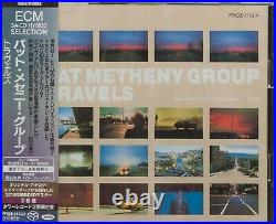 Pat Metheny Group Travels 2 SACD withOBI Tower Records LIMITED from JAPAN #018