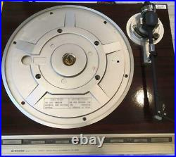 Pioneer PL-505 Record Player Direct Drive Turntable Full-Automatic from Japan