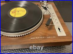 Pioneer XL-1550 Direct Drive Stereo Record Player From Japan Used