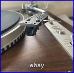 Pioneer XL-1550 Direct Drive Stereo Record Player Used From Japan