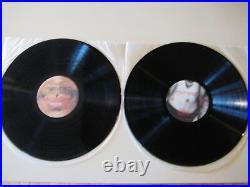 Prince Strange Tales From the Rain 1984 2 LP VINYL JAPAN PROMO w / Poster Rare