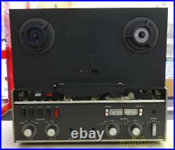 REVOX A77 Reel-to-Reel Tape Recorders Power Supply 100V Good Used Item from JP K