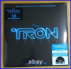 Rare RSD 2020 Limited Daft Punk Tron Legacy from Japan