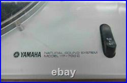 Read YAMAHA YP-700 Record Player Turntable From Japan Used #B00943
